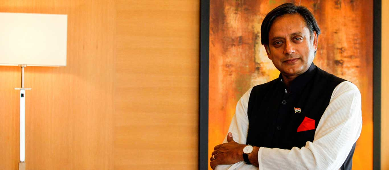 Dr. Shashi Tharoor's official website